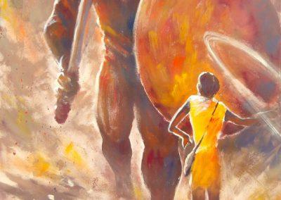 Goliath Meets David