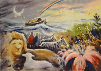 The Promise Of Noah's Ark