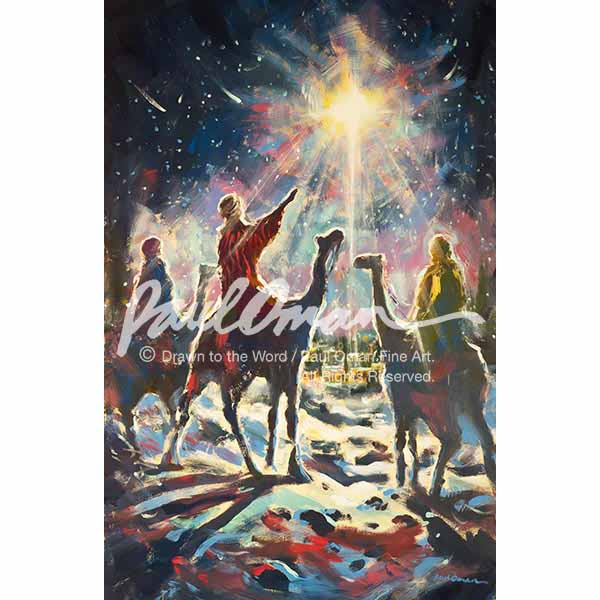 The Magi See The Star