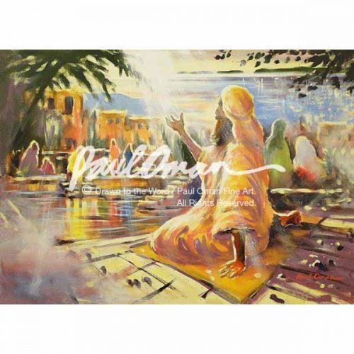 Healing at the Pool of Bethesda
