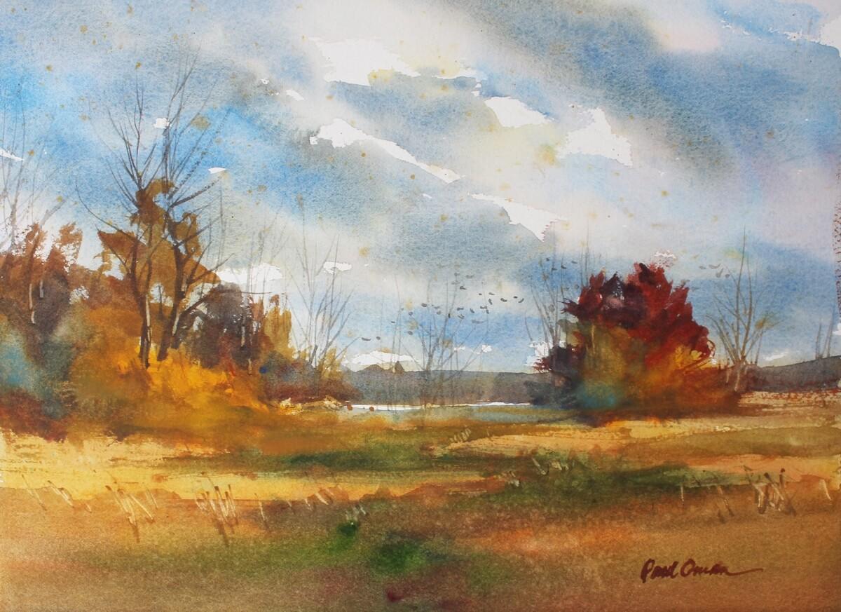 IMGP5602   Watercolor landscape, Art, Watercolor paintings