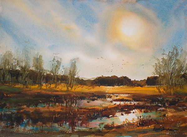 Spring Peeper Pond