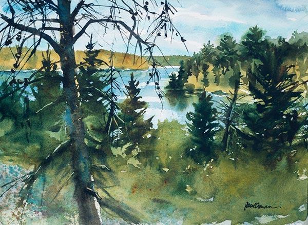 Jack Pine Overlook